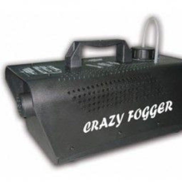 Fog Machine And Liquid