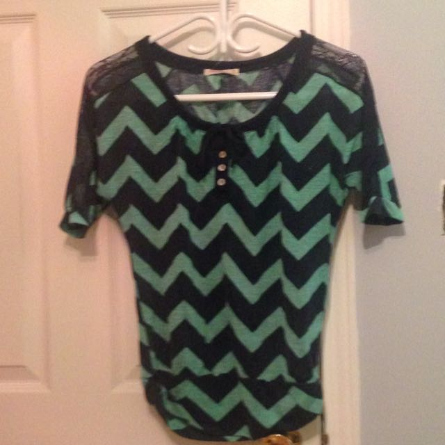Half Length Sleeve Shirt