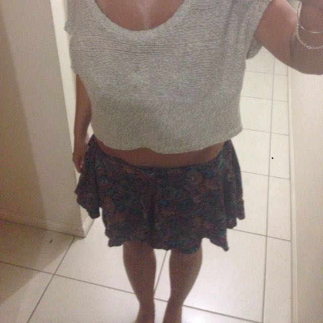 Boho Hippy Shorts