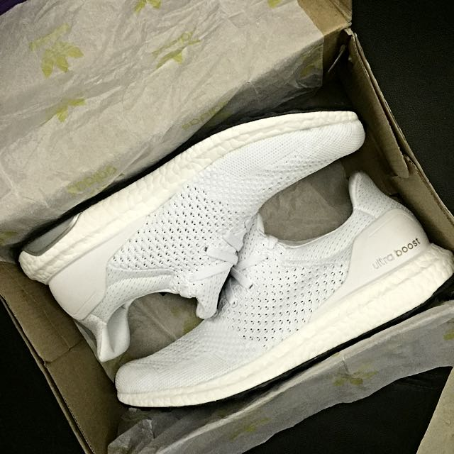 various colors 46613 45cc5 HYPEBEAST X Adidas Ultra Boost Uncaged Full White All White, Men s ...