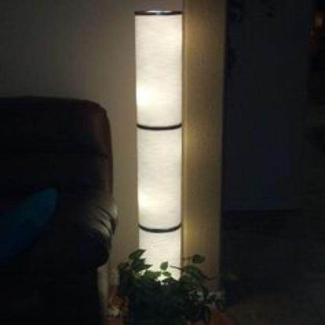 Ikea Vidja Floor Lamp Furniture On Carousell