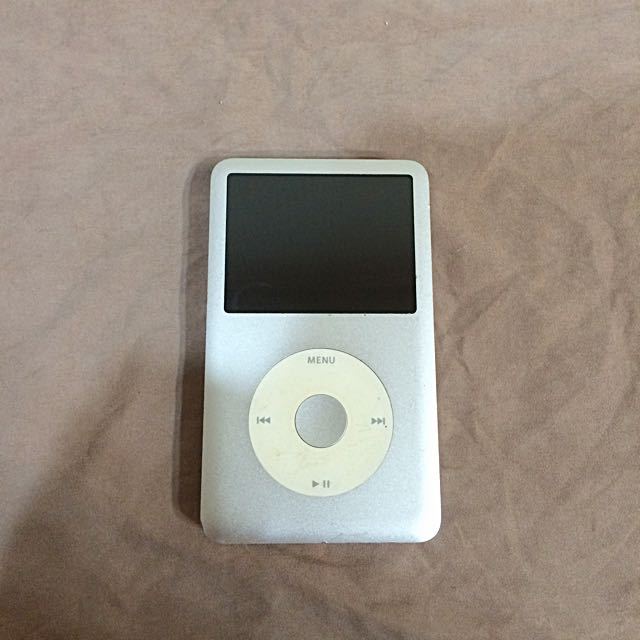 [冠U]!可議!iPod Classic 80G 絕版品 隨身聽 蘋果