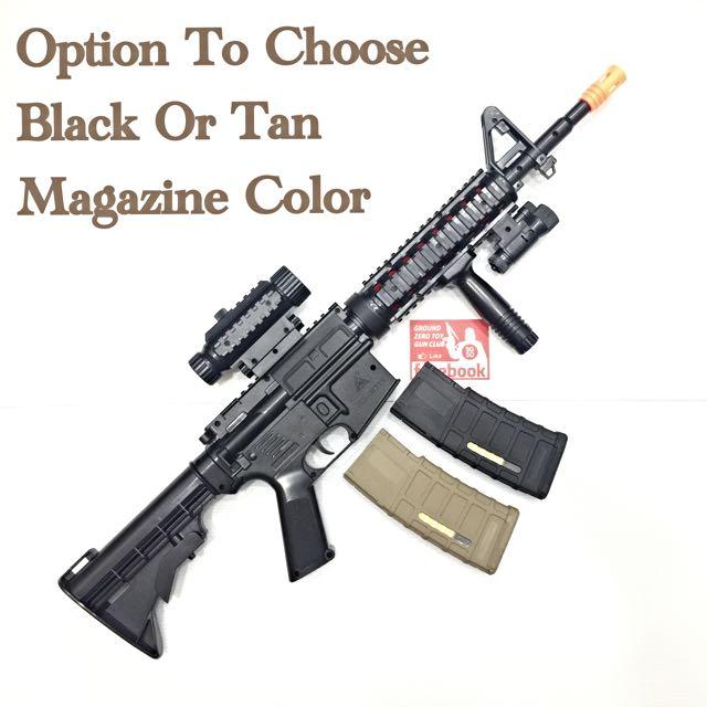 Kids Toy Gun M4 Not NERF