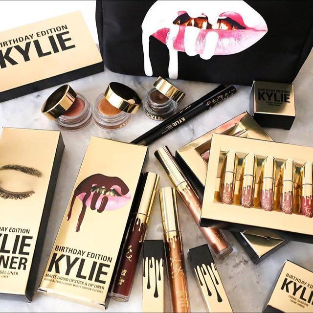 Kylie Cosmetics - Various
