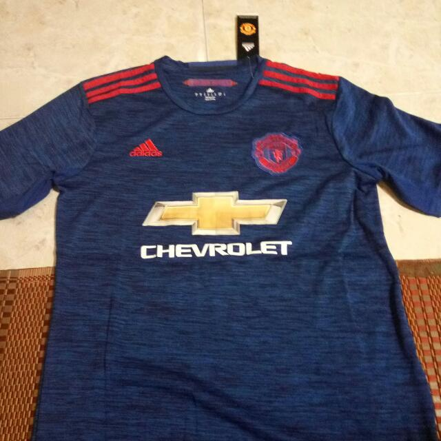 pretty nice 31440 86666 Manchester United Away Kit 2016/17 BNWT Grade AAA