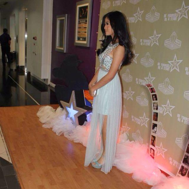 miss selfrige prom dress