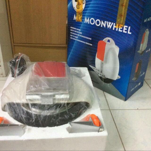 MK MOONWHEEL ELECTRONIC UNICYCLE