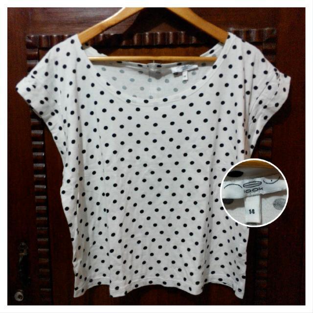 New Look Polka Shirt