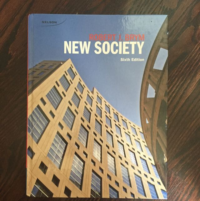 New Society Sixth Edition