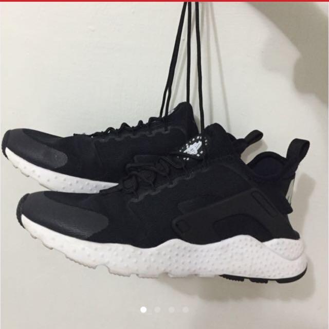 Nike Huarache Ultra 二代 黑武士