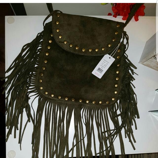 Olive Green Brand New With Tag