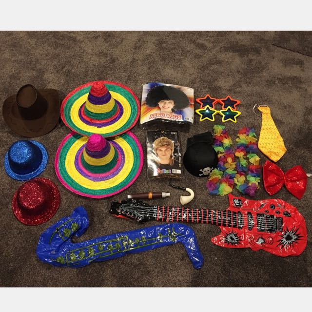 Photobooth Props Hire $30
