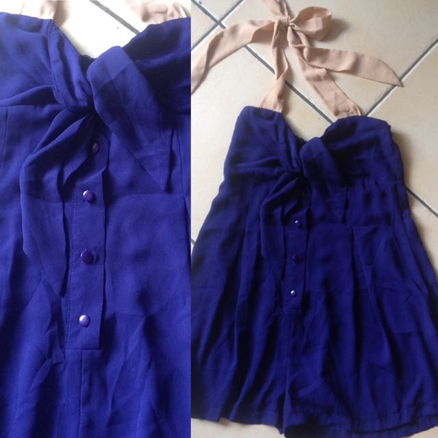 Pin Up Playsuit Sz 6