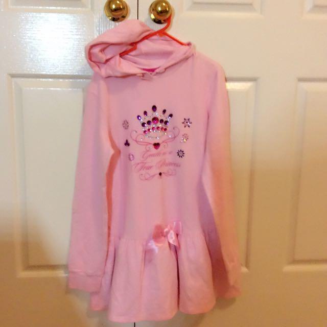 Pink Diamond Dress