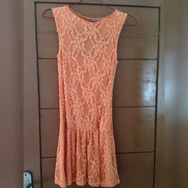PULL AND BEAR EVENING DRESS
