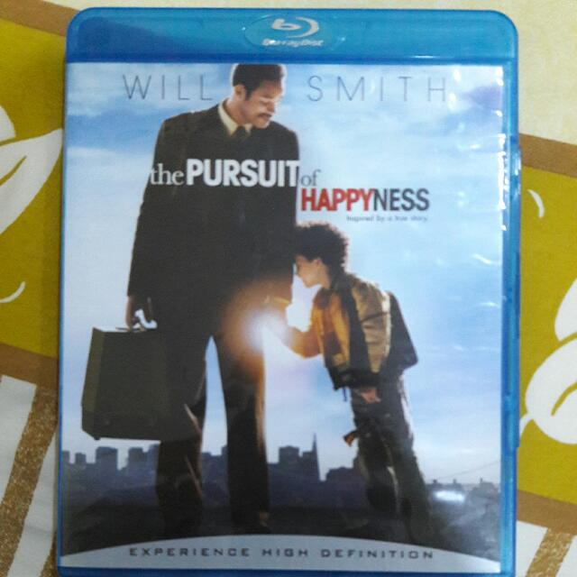 Pursuit Of Happyness Bluray