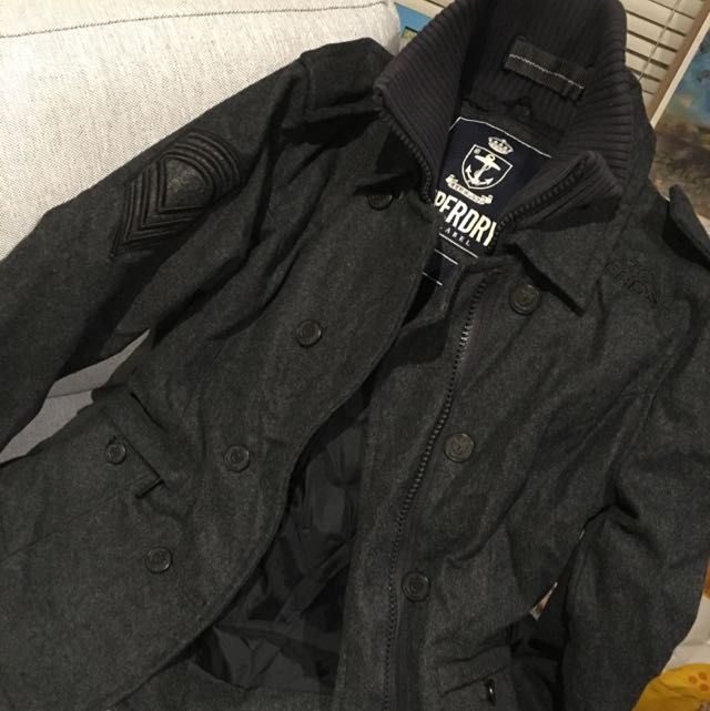 SuperDry Classic Coat