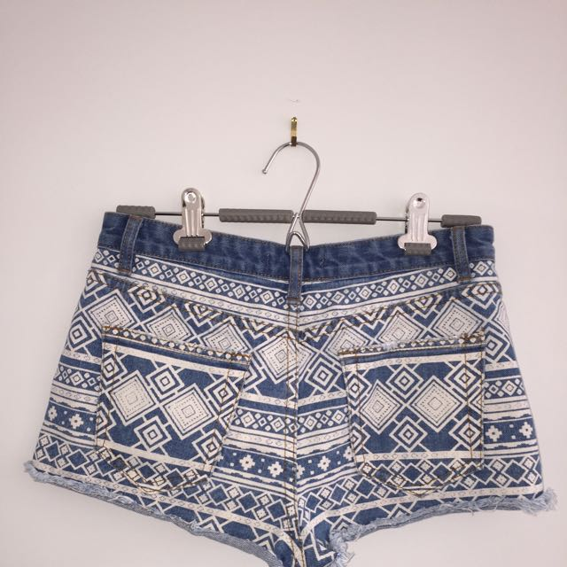 Tribal Shorts From Forever 21
