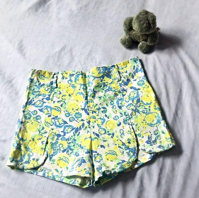 Trunk Show Shorts (Yellow)