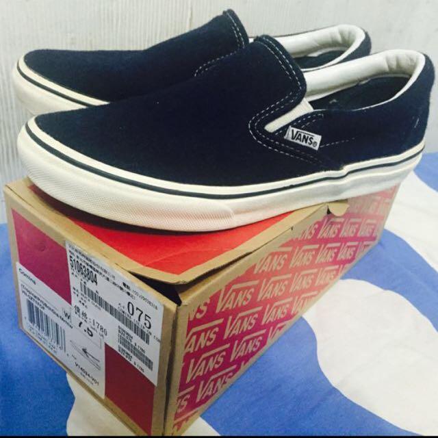 Vans經典帆船鞋 Us7.5