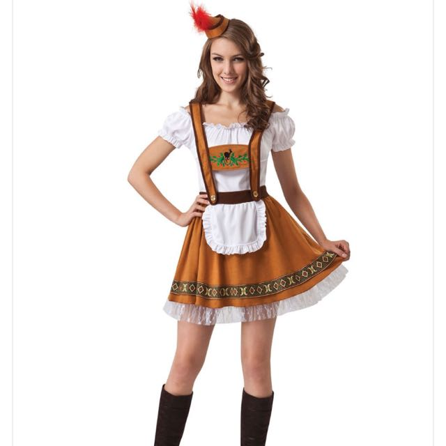 WTB: Oktoberfest/Bar Maid Costume