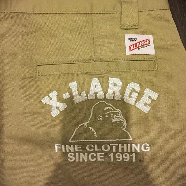 放全新xlarge卡其短褲 32碼