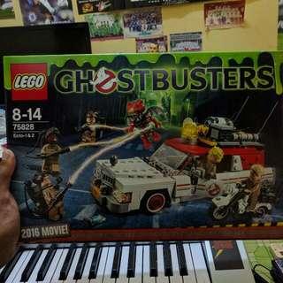 75828 - Ghostbuster Ecto