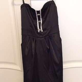 Knee Length Dress Size 14