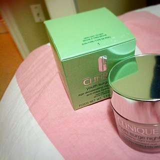 Clinique night Moisturizer