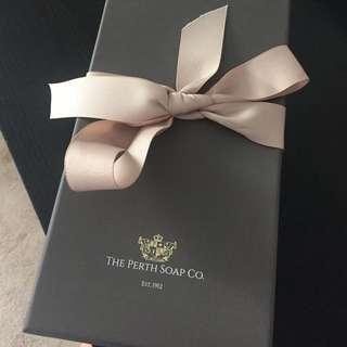 The Perth Soap Co. Gift Box Set