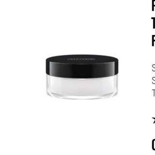 Mac Translucent Powder