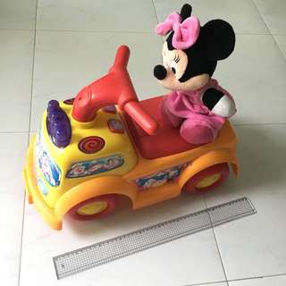 Fisher Price Little People Musical Ride On Baby Toddler Children's Car Toy