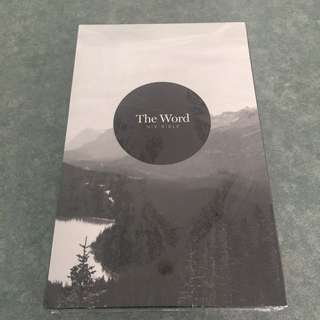 The Word NIV Bible - Specifically For Men