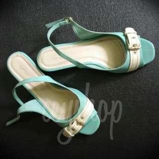 VNC Turquoise Shoes