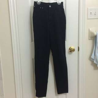 High Waisted Talula Skinny Pants