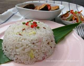 Tempahan Nasi Dagang Original Resepi