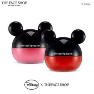 [Free Postage] THE FACE SHOP Tinted Lip Balm (Disney Edition) 6g