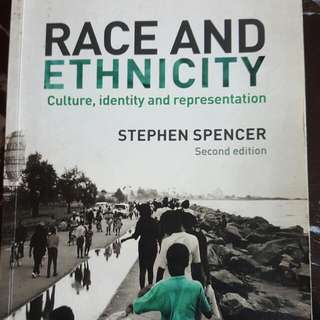 Race And Ethnicity By Stephen Spencer
