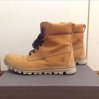 Aunthentic Timberland Boots For Women