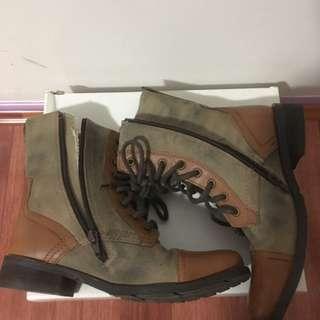ALDO kahki Boots