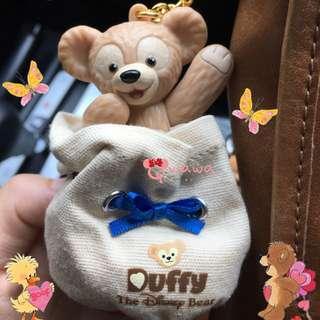 🇯🇵日本海洋迪士尼新品✨超可愛達菲水桶包造型鑰匙圈/吊飾💕