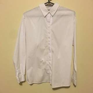 Asos Open-back Shirt