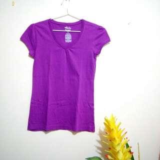 Old Navy Violet Shirt