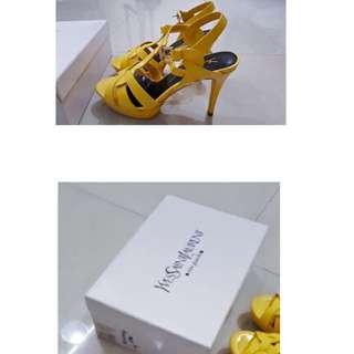 Sepatu YSL second