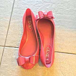 Red Valentino Jelly Shoes