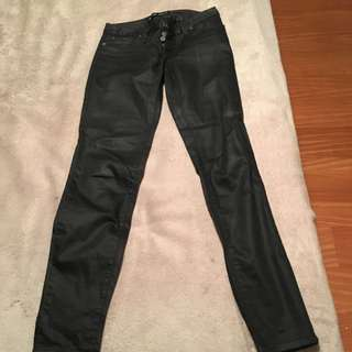 Bardot Leathery Pants Size 8