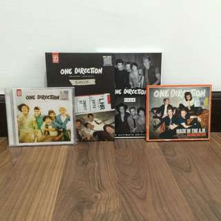 [WTS] One Direction (1D) Albums