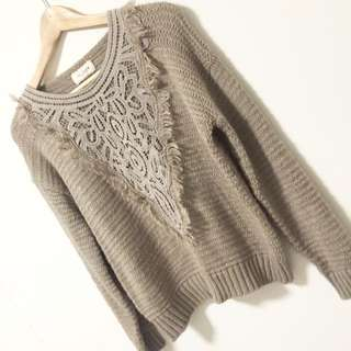 By Day Knitted Sweater