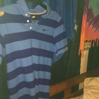 Nike Polo Men's (size S)