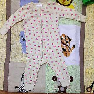 Carter's Overall Onesies